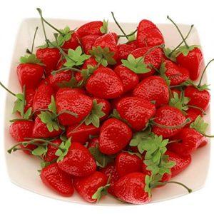 künstliche erdbeeren