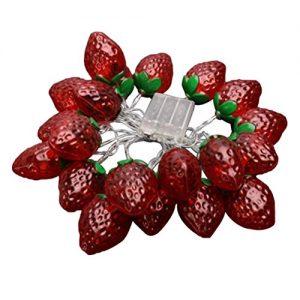 erdbeeren als deko